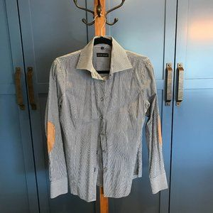 Jared Lang Button Down Blouse